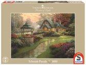 Schmidt Puzzel Make a Wish Cottage 1000 stukjes