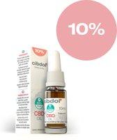Cibdol CBD Olie 10% - 10ml
