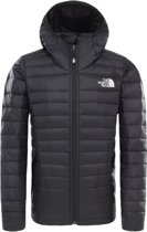 The North Face B Aconcagua Down Hdy Kinderen Outdoorjas - Tnf Black/Tnf White - M