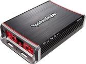 Rockford PBR300X4 4.0 Auto Bedraad Zwart, Rood audio versterker
