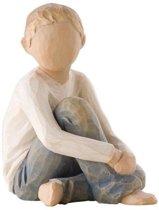 Willow Tree - Caring Child  uit de  Collectie