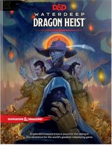 Waterdeep Dragon Heist D&D