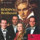 String Quartets Nos 11 Op95  & 15 O