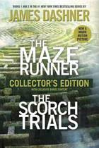 The Maze Runner 1 & 2 - The Maze Runner and The Scorch Trials
