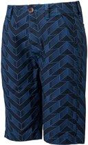 Adidas Graphic Heren Short Blauw Maat 33