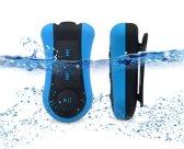 Difrnce MPW720 - Waterproof MP3 speler - 4GB - Bla