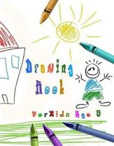 Drawing Book for Kids Age 5