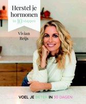 Boekomslag van 'Herstel je hormonen in 10 stappen'