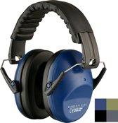 Vanderfields Professionele Gehoorbeschermer - voor Volwassenen - Marine Blue