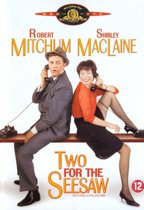 Two For The Seesaw (dvd)