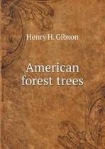 American Forest Trees