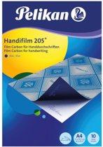 Pelikan carbonpapier Handifilm 205 etui van 10 blad