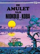 Robbedoes & Kwabbernoot: 025 De amulet van Niokolo-Koba
