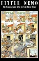 Little Nemo - The Complete Comic Strips (1909) by Winsor McCay (Platinum Age Vintage Comics)