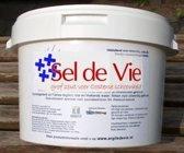 Sel de Vie Scrubzout Appel/Kaneel (Bruin) 7kg