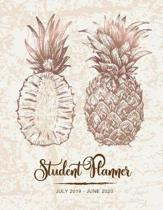 Student Planner July 2019 - June 2020