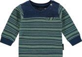 Noppies Jongens T-shirt Vallejo - Olive - Maat 80