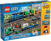LEGO 66493 City Trein Value Pack 4 In 1