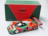 Mazda 787B #55 Winner 24Hrs. Le Mans 1991 - 1:12 - TrueScale Miniatures