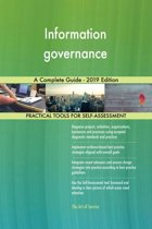 Information governance A Complete Guide - 2019 Edition