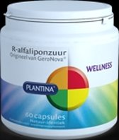 Plantina R-Alfaliponzuur 50 mg 120 vegicaps