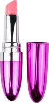 Easytoys Lipstick Vibrator - Eenvoudig te bedienen - Spatwaterdicht - Roze