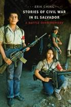 Stories of Civil War in El Salvador