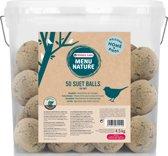 Versele-Laga Menu Nature - Mezenbollen Zonder Net - Buitenvogelvoer  - 50 x 4.5 kg