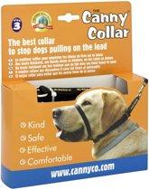 Canny Collar Zwart NR 3 - 33-38 cm