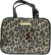 Victoria's Secret Small Hanging Weekender Large Leopard