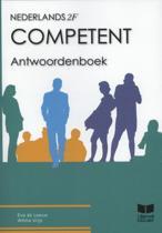 Competent Nederlands 2F 2F Antwoordenboek