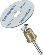 Dremel EZ SpeedClic: starterset. - SC406