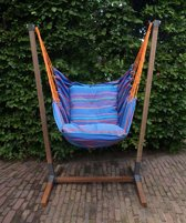 Hangstoel set Fiesta XL incl. 2 kussens