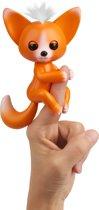 Fingerlings baby Sloth Kingsley - bruine luiaard