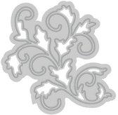 Tonic Studios Mal - Rococo petite - acorn swirl 178E