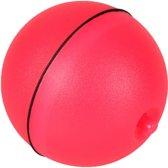 Flamingo Kattenspeelgoed Led Bal Magic - Rood - 6