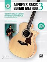Alfred's Basic Guitar Method 3: The Most Popular Method For Learning How To Play