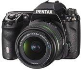 Pentax K-5 II + 18-55mm WR