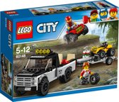 LEGO City ATV Raceteam - 60148