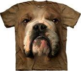 Honden T-shirt Bulldog L