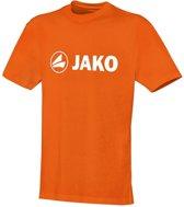 Jako - T-Shirt Promo - fluo oranje - Maat XXL