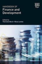 Handbook of Finance and Development