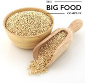 Big Food Quinoa wit - bulk 1kg