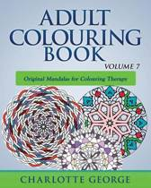 Adult Colouring Book - Volume 7