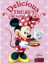 Disney Minnie Mouse fleecedeken Delicious Treats 100 x 150 cm.