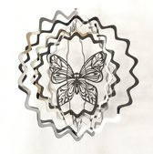 """Cosmo Spinner - ca. 5"""" / 13 cm,butterfly,vlinder"""