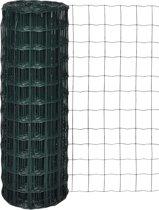 vidaXL Euro gaas 10 x 1,5 m / maaswijdte 76 63 mm