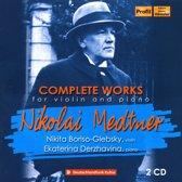 Medtner Piano Works