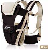 4 in 1 comfortabele ademende baby draagzak vanaf 0 tot 30 maanden max 18 KG