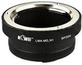 Kiwi Photo Lens Mount Adapter (Minolta MD naar Nikon 1)